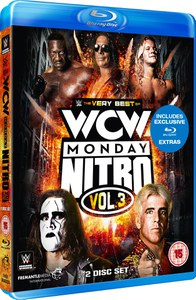 WWE: The Very Best of WCW Nitro Vol.3