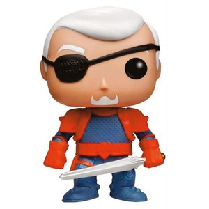 DC Comics Arrow Deathstroke Unmasked Figurine Funko Pop!