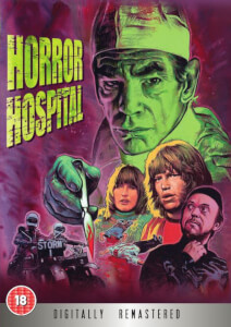 Horror Hospital - Digitally Remastered