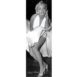 Marilyn Monroe Seven Year Itch - 12 x 36 Inches Midi Poster