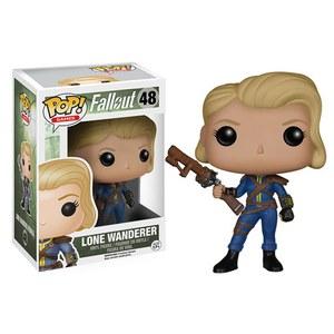 Fallout Lone Wanderer Female Funko Pop! Figur