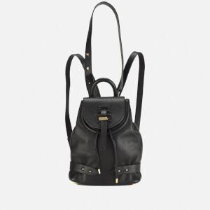 meli melo Women's Thela Mini Backpack - Black