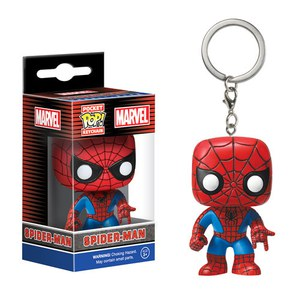 Llavero Pocket Pop! Spider-Man - Spider-Man