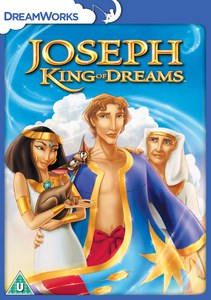 Joseph: King of Dreams - 2015 Artwork