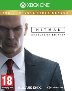 Hitman - The Complete First Season Steelbook