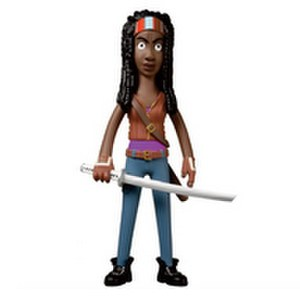 The Walking Dead Michonne Vinyl Sugar Idolz