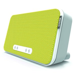 Otone BluWall+ Bluetooth Speaker and Subwoofer - Yellow