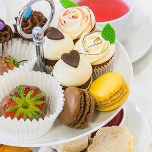 Afternoon Tea for Two at Hey Little Cupcake!