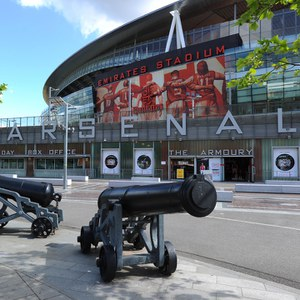 Arsenal Emirates Stadium Tour for Two