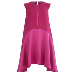 Y.A.S Women's Vinchy Dress - Beet Red