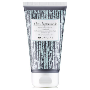 Origins Clear Improvement Detoxifying Charcoal Body Scrub 150 ml