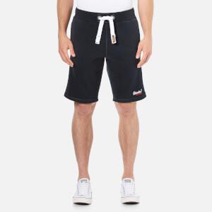 Superdry Men's Orange Label Slim Shorts - Eclipse Navy