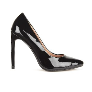 Ravel Women's San Antonio Patent Courts - Black