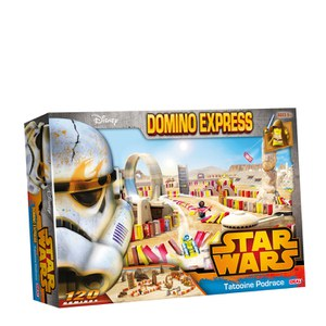 John Adams Star Wars Domino Express Tatooine Podrace