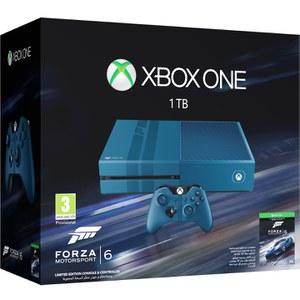 Xbox One 1TB Limited Edition Forza Motorsport 6 Bundle