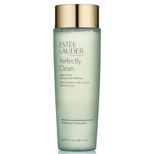 Lotion tonique multi-actions/Exfoliant doux Perfectly Clean d'Estée Lauder 200ml