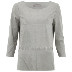 Vero Moda Women's Soft 3/4 Top - High Rise