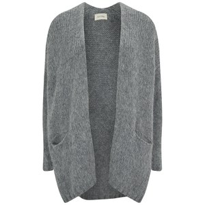 American Vintage Women's Boolder Cardigan - Heather Grey