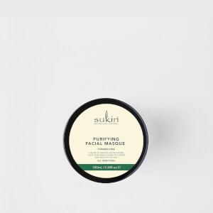 Mascarilla facial purificante de Sukin de 100 ml