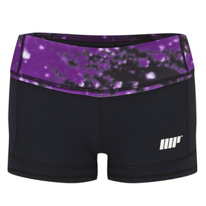 Myprotein Women's FT Athletic Shorts – Purple