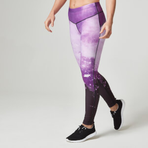 Myprotein Women's FT Athletic Tights – Purple