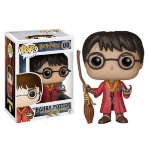 Harry Potter Quidditch Pop! Vinyl Figur
