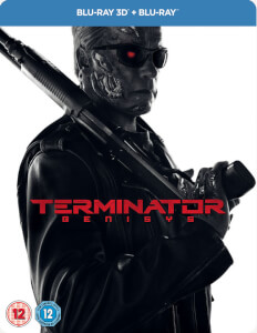 Terminator : Genesis 3D (+ Version 2D) - Steelbook Exclusivité