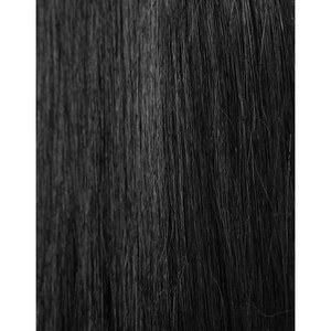 100% Remy Colour Swatch Hair Extension de Beauty Works - Jetset Black 1