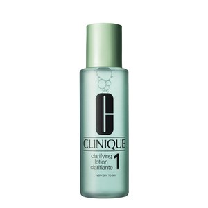 Clinique lotion clarifiante 1