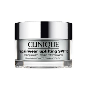 Crema Hidratante Reafirmante con FPS15 Clinique Repairwear Uplifting - Piel seca/mixta (50ml)