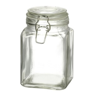 Parlane Glass Clip Top Jar (170x95mm)