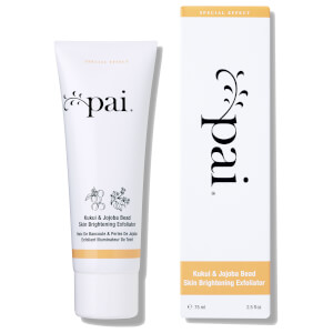 Pai Kukui and Jojoba Skin Brightening Exfoliator 75ml