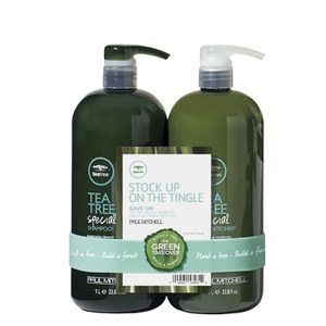 Paul Mitchell Tea Tree Special 1000ml Duo (Worth £71.45)