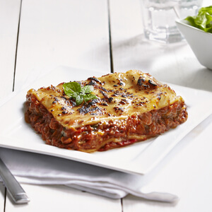 Exante Box of 7 Vegetarian Lasagne