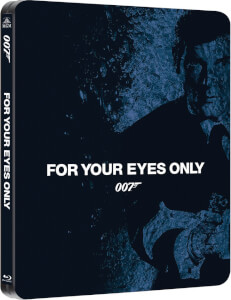 For Your Eyes Only - Zavvi UK Exclusive Limited Edition Steelbook