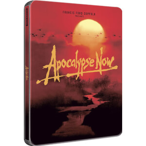 Apocalypse Now Special Edition - Zavvi UK Exclusive Limited Edition Steelbook