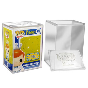 Pop! Stacks Premium - Boite de Protection en plastique Dur Funko Pop! Vinyl