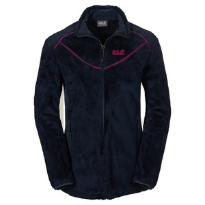 Jack Wolfskin Women's Caldera Jacket - Night Blue
