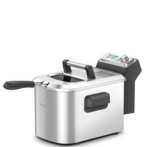 Sage by Heston Blumenthal The Smart Fryer - Brushed Metal Finish (2200W)