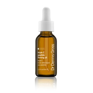 Dr Dennis Gross Triple C Firming Peptide Oil (30 ml)