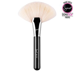 Brocha para Colorete Sigma F90 Fan Brush