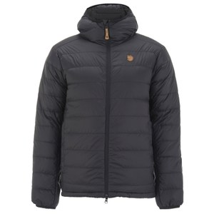 Fjallraven Men's Pak Down Jacket - Un Black