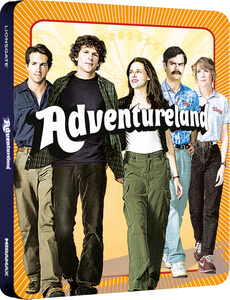 Adventureland - Zavvi Exclusive Limited Edition Steelbook (UK EDITION)