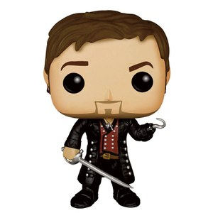 Once Upon A Time Hook Funko Pop! Figuur