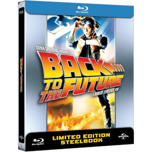 Regreso al Futuro - Steelbook Exclusivo de Edición Limitada en Zavvi