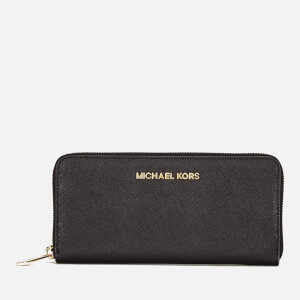 MICHAEL MICHAEL KORS Women's Jet Set Travel Purse - Black