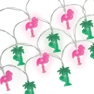 Tropical String Lights (Battery Powered)