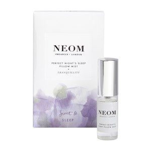 Neom Perfect Night's Sleep spray per cuscini conciliatore del sonno Tranquillity (5 ml)