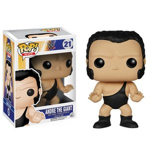 WWE Andre The Giant Pop! Vinyl Figure