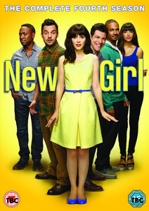 New Girl - Season 4 DVD